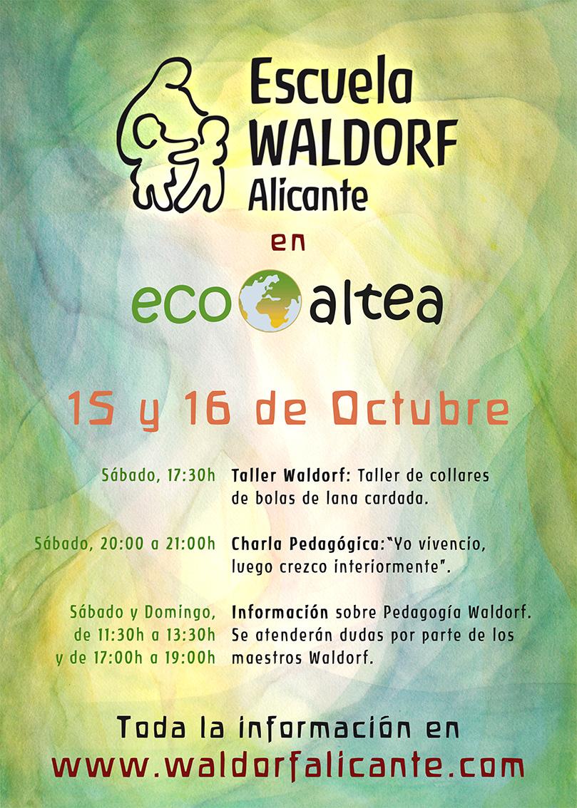 Waldorf Alicante EcoAltea 2016