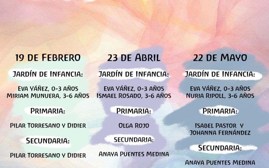 Charlas informativas sobre la escuela Waldorf de Alicante