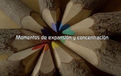 Momentos de expansión y concentración